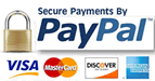 paypal is secure!