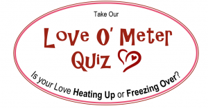 Love O' Meter Logo