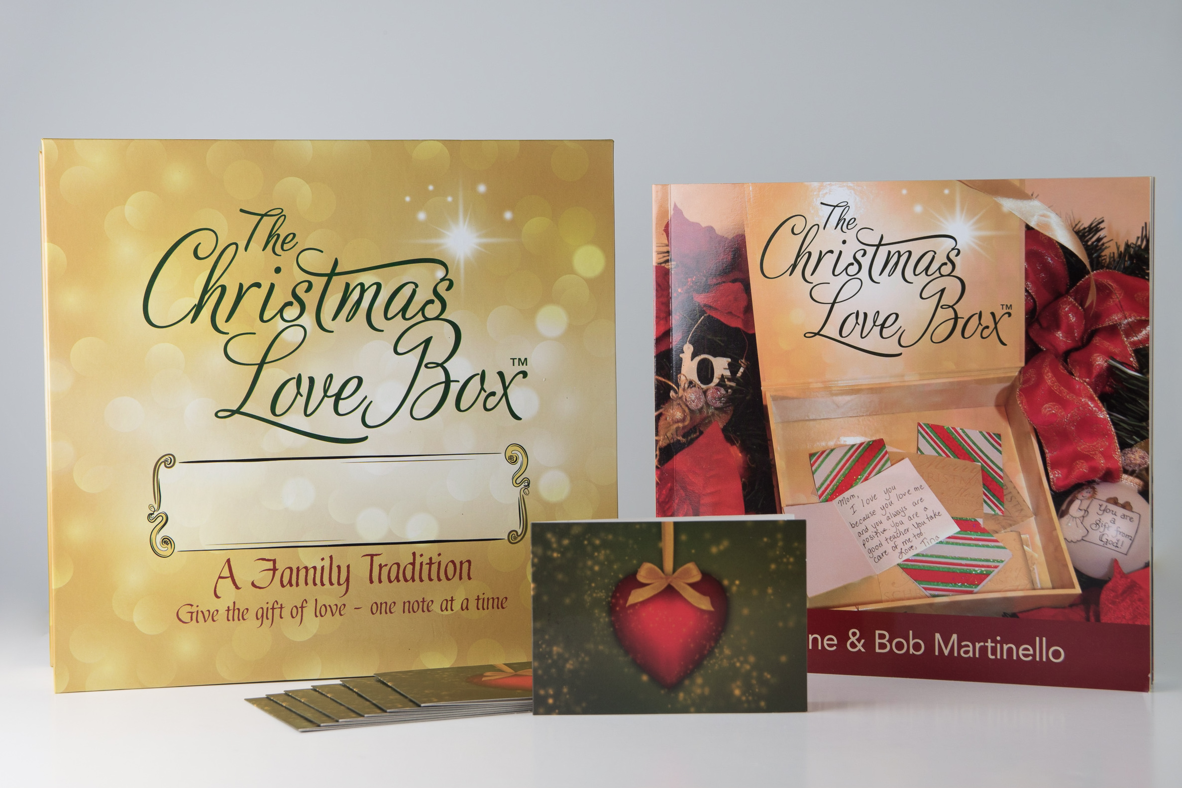 Christmas Love Box
