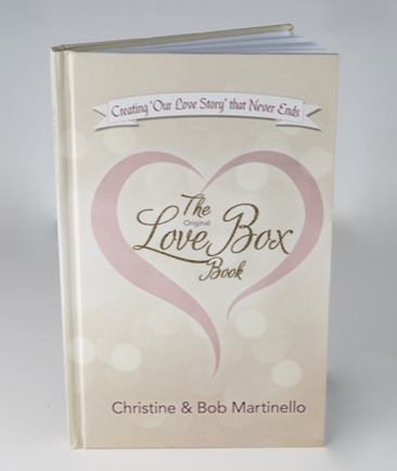 Original Love Box Book for Couples