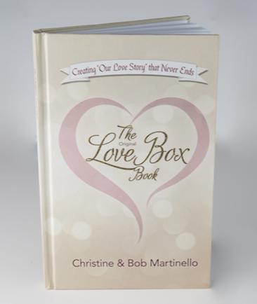 Original Love Box Book for Couples